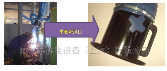 人工焊接净化除尘方案