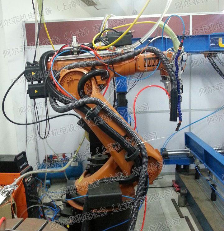 上海焊接培训学校净化设备案例