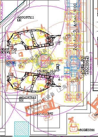 焊接烟尘净化解决方案焊接区域图